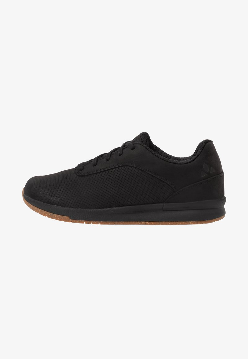 Vaude - ASFALT DFX - Sneakersy niskie - black
