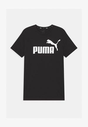 LOGO UNISEX - T-shirt print - puma black