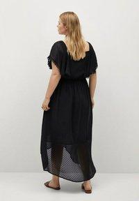 Violeta by Mango - PUNTAS8 - Day dress - schwarz - 1