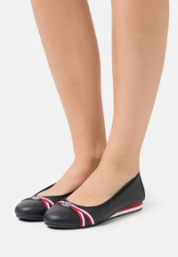 TOM TAILOR - Ballet pumps - navy - 0