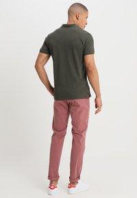 Scotch & Soda - CLASSIC CLEAN - Polo shirt - military melange - 2