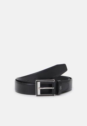 TWO STEP - Belt business - black