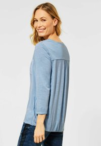 Cecil - Long sleeved top - blau - 1