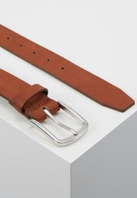 Pier One - UNISEX - Belt - cognac - 2