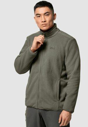 GOTLAND 3IN1 - Hardshell jacket - grape leaf