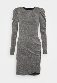 ONLY - ONLDONNA DRESS - Cocktail dress / Party dress - dark grey - 0