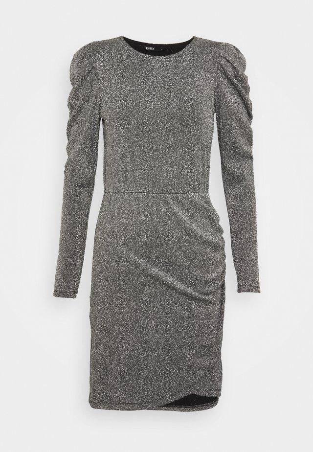 ONLDONNA DRESS - Sukienka koktajlowa - dark grey
