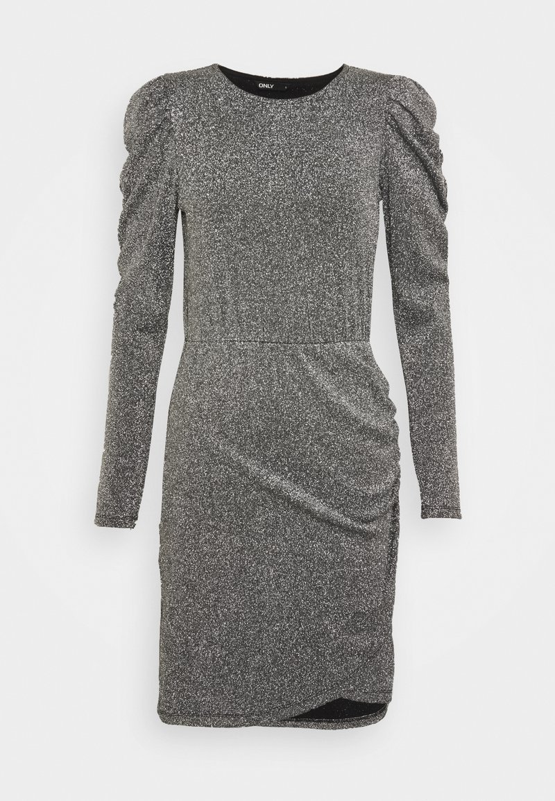 ONLY - ONLDONNA DRESS - Cocktail dress / Party dress - dark grey