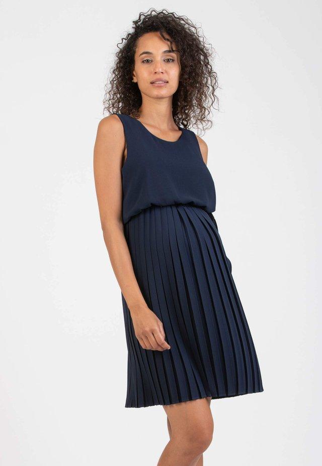 BIANCA - Korte jurk - blue
