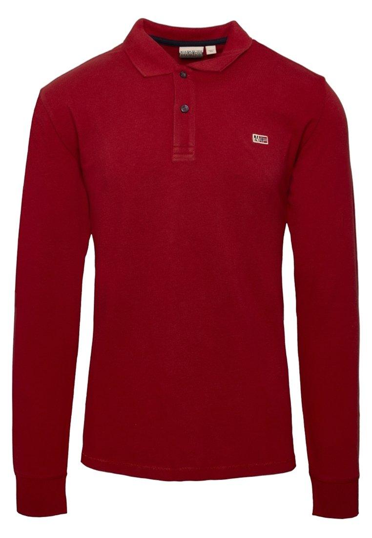 Herren TALY - Poloshirt - red scarlet
