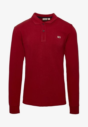 TALY - Polo shirt - red scarlet