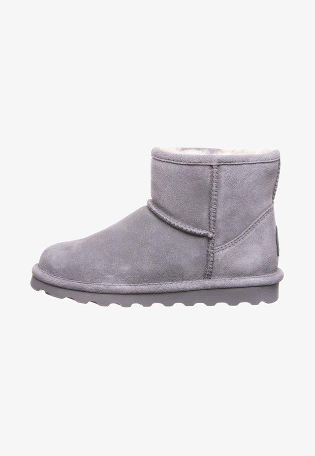 ALYSSA - Winter boots - gray fog