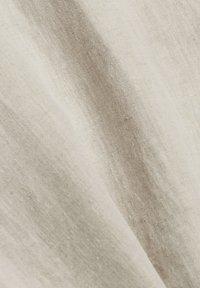 Esprit - MELANGE - Shirt - light beige - 8