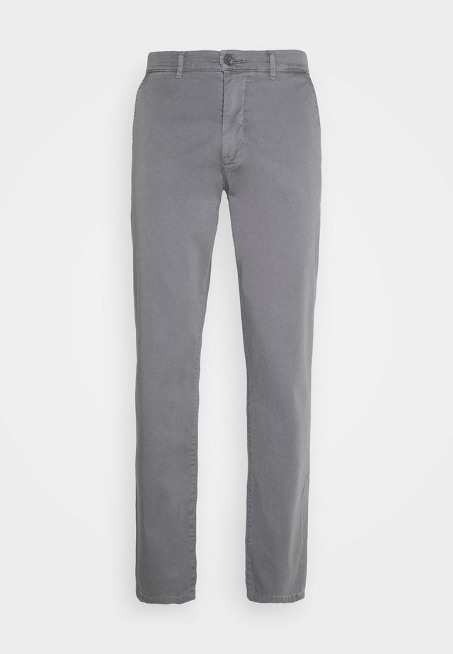 VIGGO - Chino - smoked pearl grey