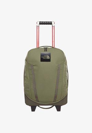 Wheeled suitcase - taupe (23)