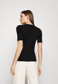 ARKET - T-shirt - Print T-shirt - black - 2