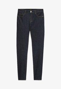 Massimo Dutti - Jeans Skinny Fit - dark blue - 2