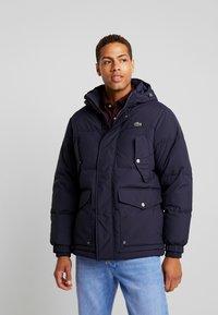 Lacoste - Gewatteerde jas - dark navy blue - 0