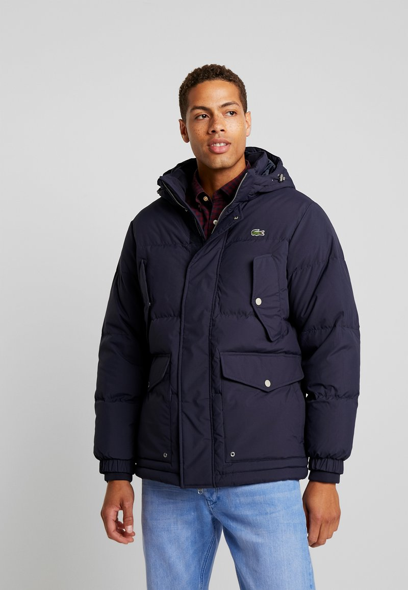 Lacoste - Down jacket - dark navy blue