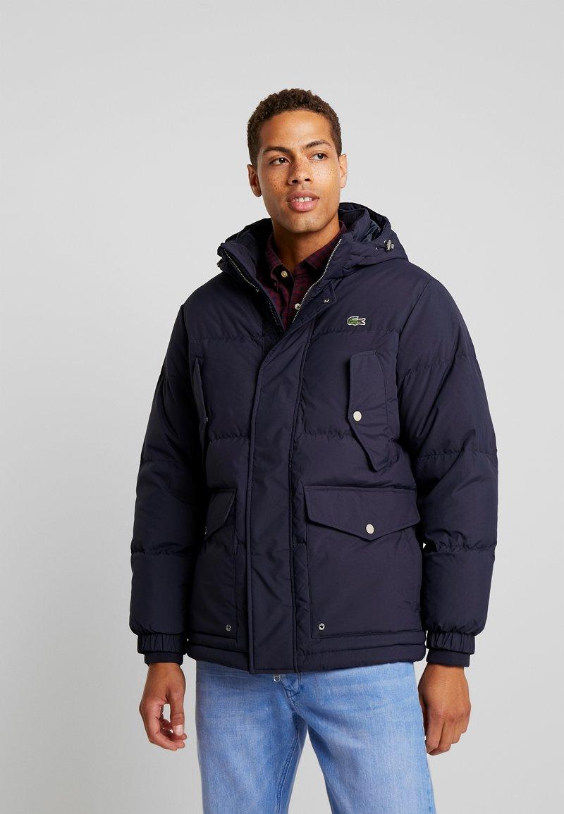 Lacoste - Gewatteerde jas - dark navy blue