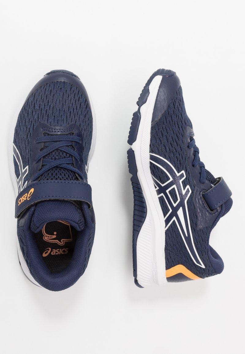 ASICS - GT-1000 9 UNISEX - Stabilty running shoes - peacoat/white