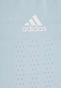 adidas Performance - KNIT SPORT CLIMALITE WORKOUT TANK TOP - Tekninen urheilupaita - sky tint - 2