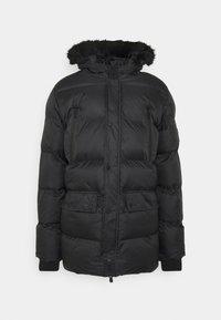 REFLEX FADE JACKET - Zimní kabát - black