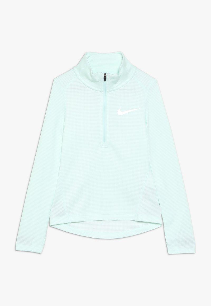 Nike Performance - RUN - Funkční triko - teal tint/white/reflective silver