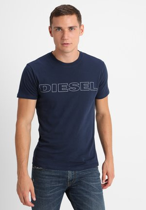 UMLT-JAKE - Print T-shirt - dark blue