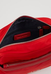 Marc O'Polo - Across body bag - rouge red - 4