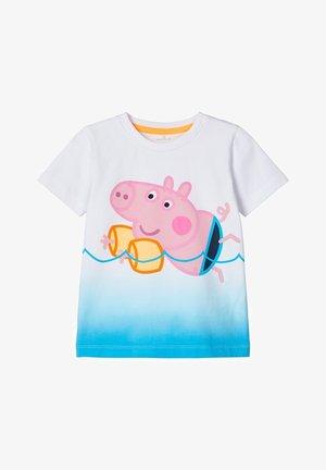 T-shirt print - hawaiian ocean