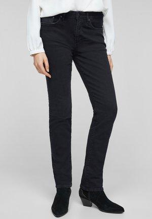 Slim fit jeans - dark grey