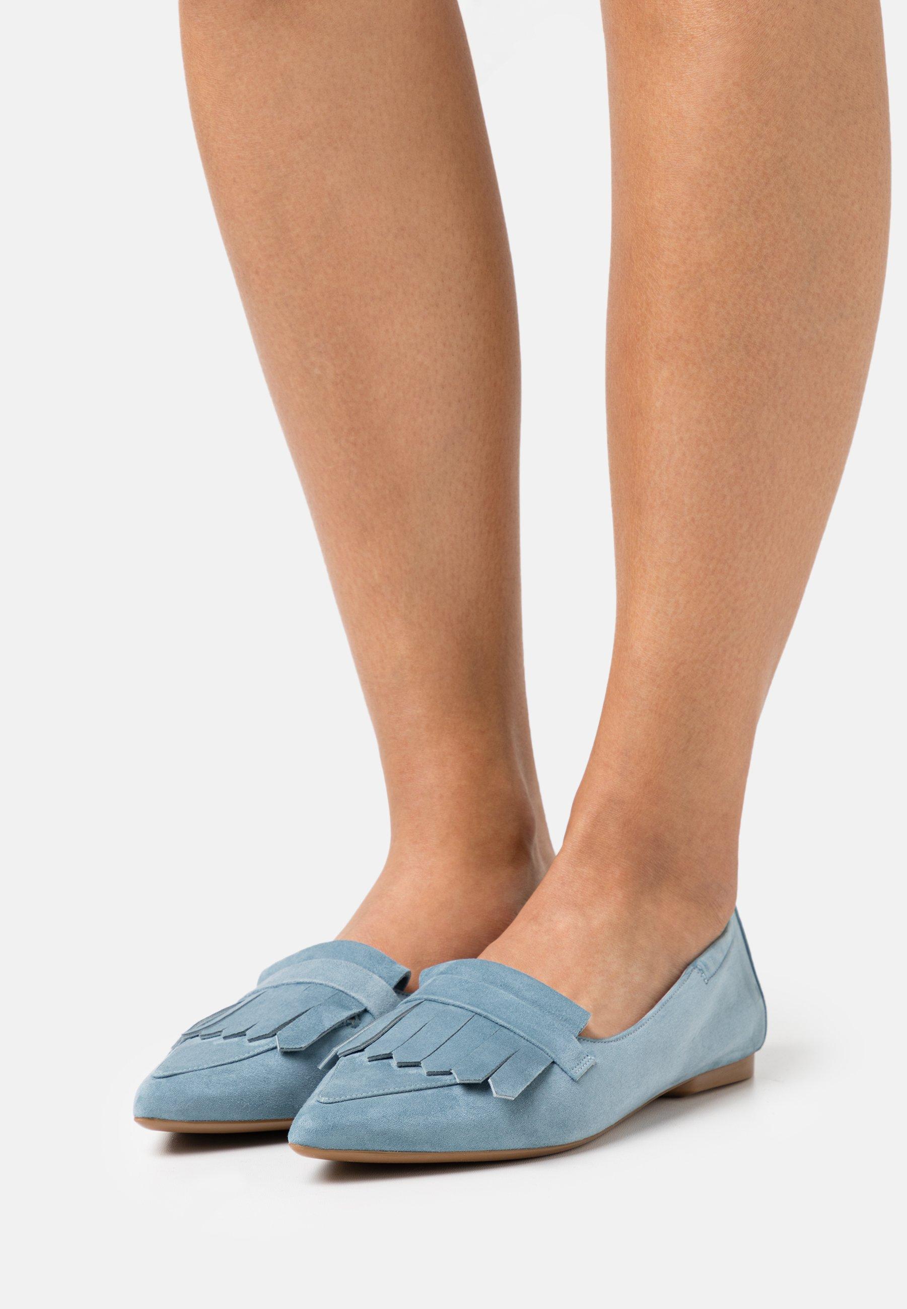 Women SHAUNA - Slip-ons - jeans