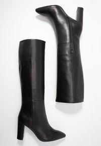 Bibi Lou - Stivali con i tacchi - black - 3