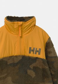 Helly Hansen - CHAMP 1/2 ZIP MIDLAYER UNISEX - Fleece jumper - olive