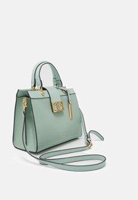 ALDO - AMALL - Handbag - light green - 3