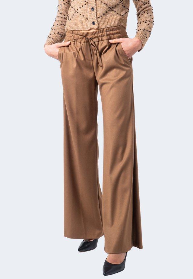 MANFREDI - Pantaloni - brown