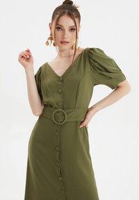 Trendyol - TWOSS  - Day dress - green - 1