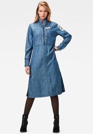 NAVAL ANORAK LONG SLEEVE - Day dress - rinsed
