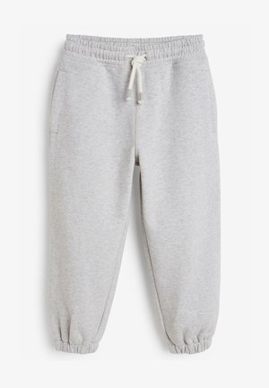 OVERSIZED - Tracksuit bottoms - grey