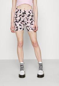 Monki - Shorts - black - 2