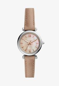 Fossil - CARLIE MINI - Watch - brown - 0