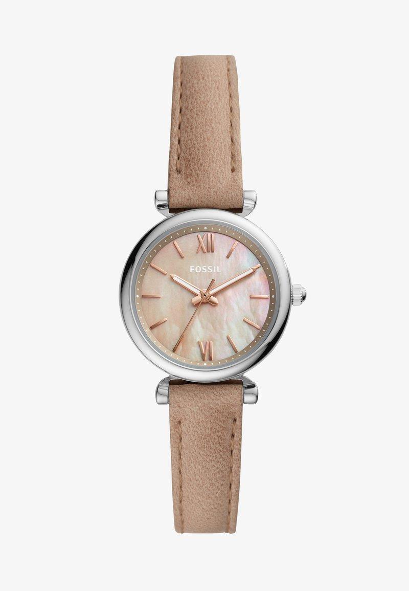 Fossil - CARLIE MINI - Horloge - brown