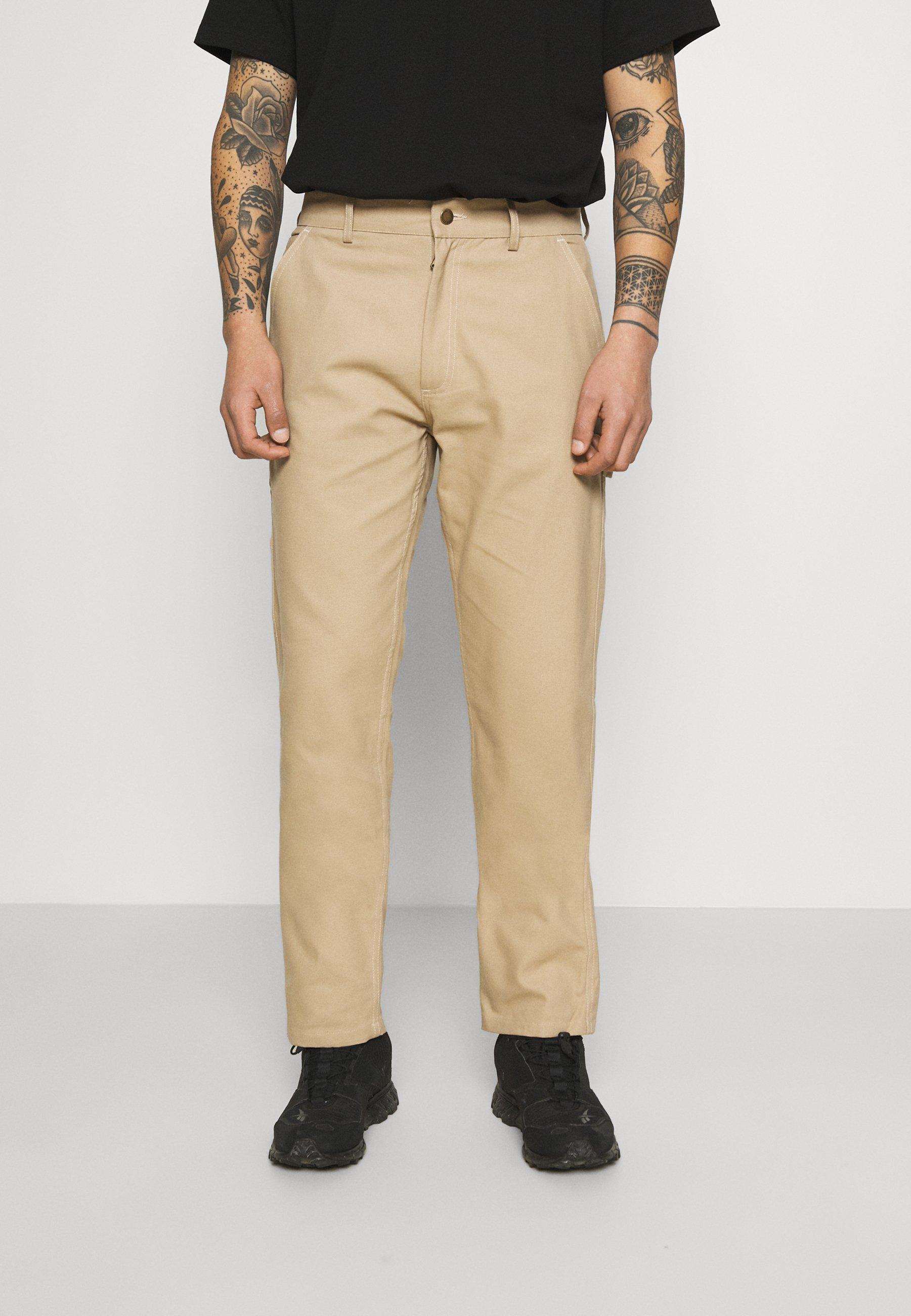 Homme WORKWEAR CARPENTER PANTS - Pantalon classique