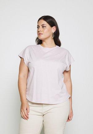 PCLOTIO LOUNGE - Basic T-shirt - lavender fog