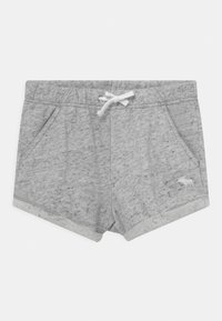 Abercrombie & Fitch - VINTAGE CORE - Shorts - heather grey - 0