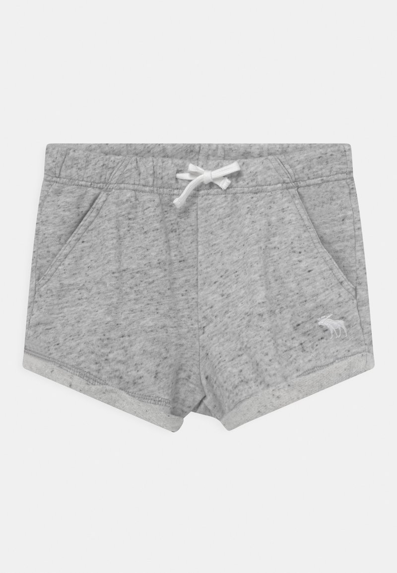 Abercrombie & Fitch - VINTAGE CORE - Shorts - heather grey