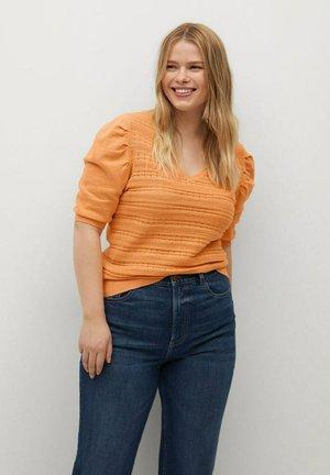 BECA - Jumper - mandarine