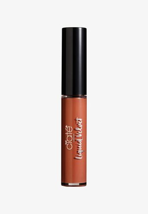 MATTE LIQUID LIPSTICK - Flüssiger Lippenstift - oh honey!-rust brown