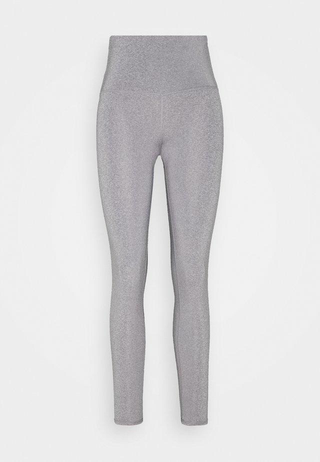 ACTIVE HIGH WAIST CORE TIGHT - Legging - mid grey marle